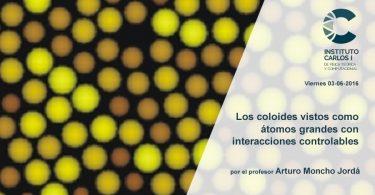 Los coloides vistos como átomos grandes con interacciones controlables