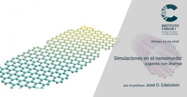 Simulacion en el nanomundo: jugando con átomos