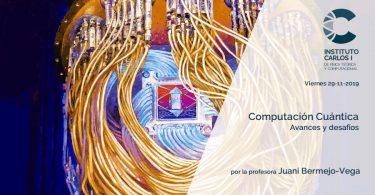 Fronteras de la Física - computación cuántica