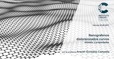 Nanografenos distorsionados curvos: síntesis y propiedades