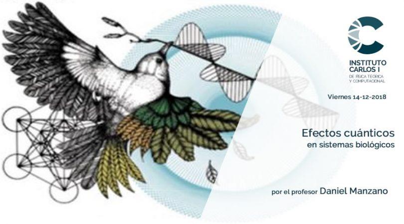 Efectos cuánticos en sistemas biológicos