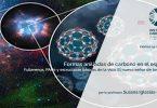 Formas anilladas de carbono en el espacio